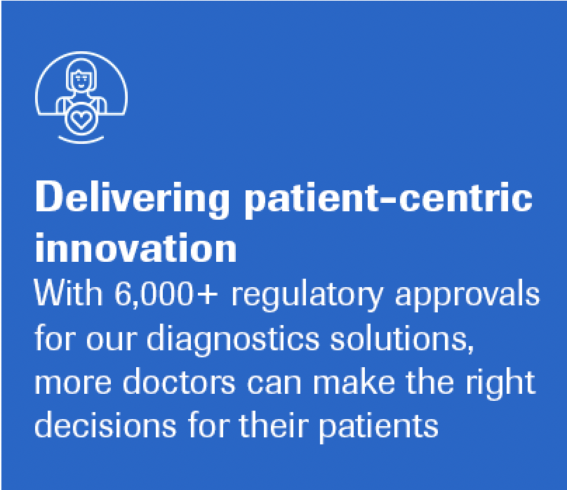 Delivering patient centric innovation