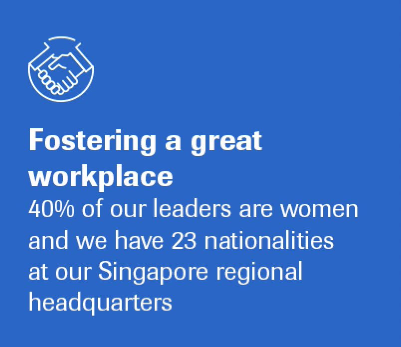 Fostering a great workplace
