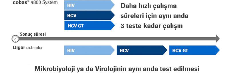 Viroloji sekmesi