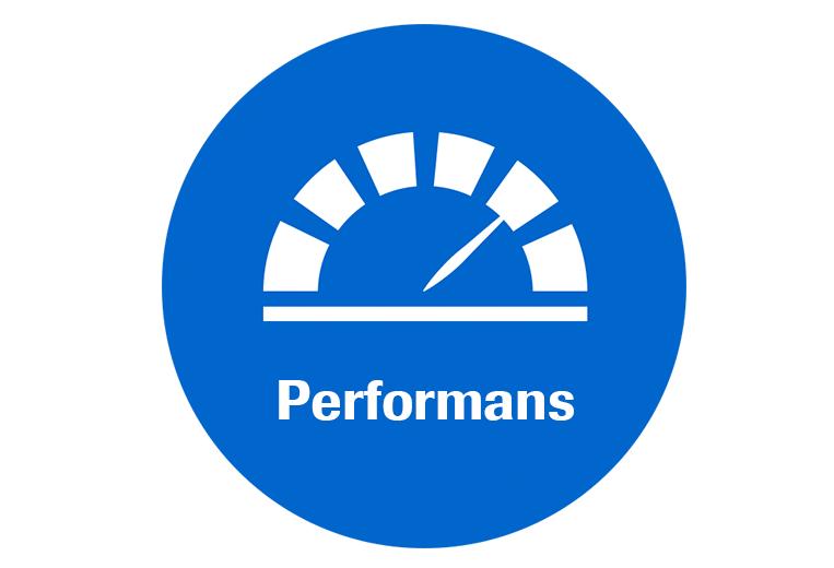 performans simgesi
