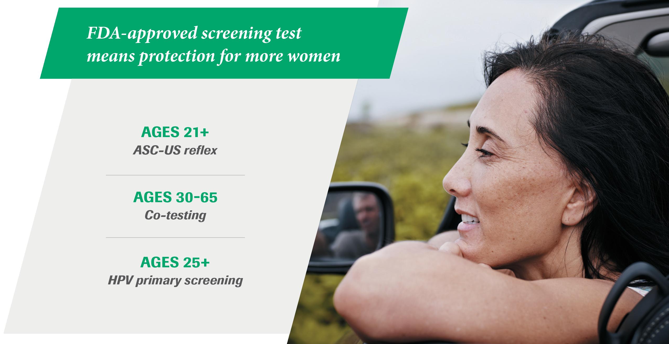 flexible screening
