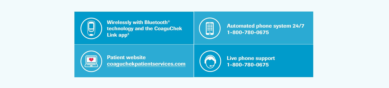 CoaguChek® Patient Services