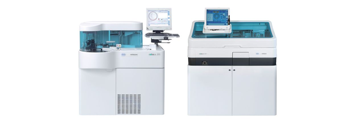 Product image for cobas® 4000 analyzer series
