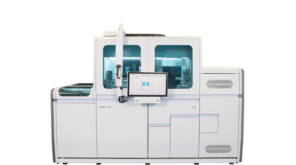 cobas 6800 system