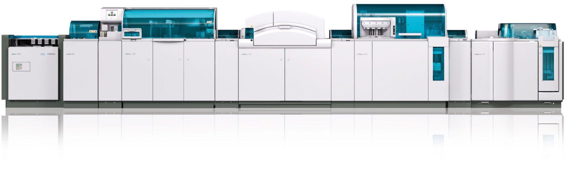 Product image for cobas® 8000 modular analyzer series